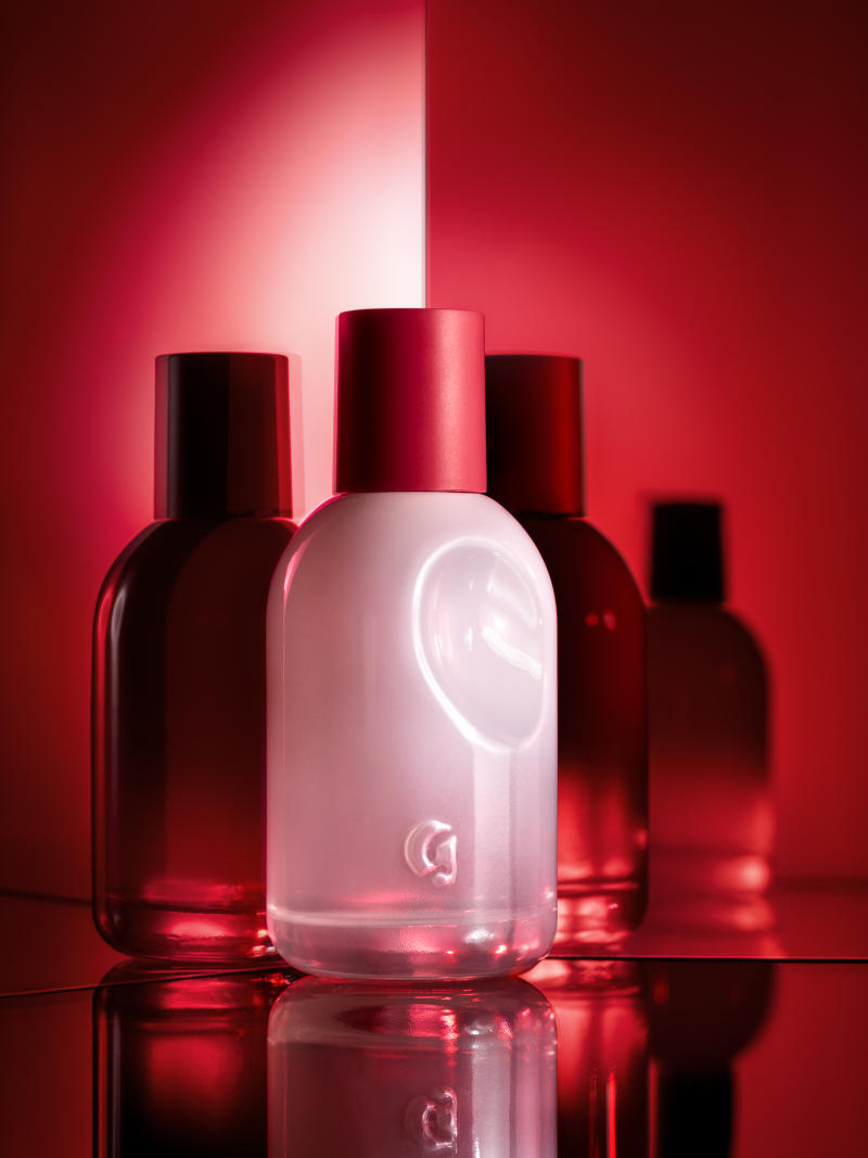 "Glossier You: An incomplete formula, as <a href=""https://www.glossier.com/products/glossier-you"" target=""_blank"">you are the first ingredient</a>.  (Glossier)"