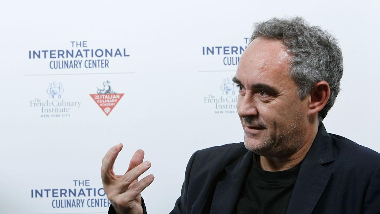 Ferran Adrià Scales Back Plans for El Bulli Museum Following Environmental Protests