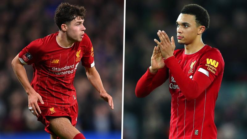 Williams is an example to follow for Liverpool youngsters, says Alexander-Arnold
