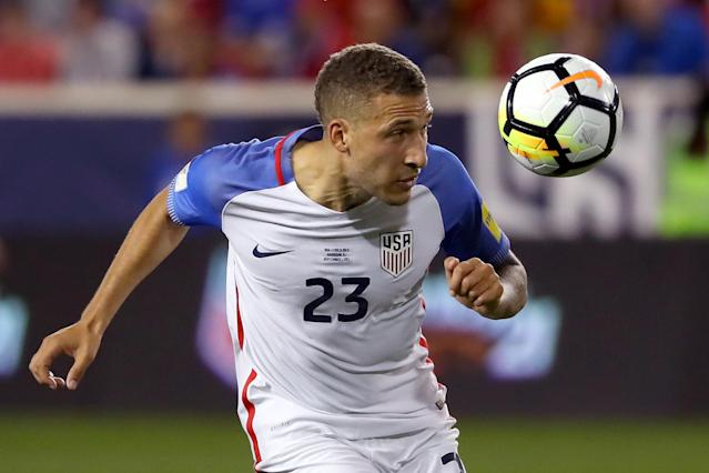 Fabian Johnson started against Costa Rica, but has been left out of the squad entirely this time around. (Getty)