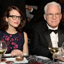 """<p><strong>Age gap:</strong> 22 years </p><p>Steve, 72, and Anne, 50, got married in 2007 and had a baby girl together in 2012. """"Oh, it's fantastic,"""" Steve told the Daily Telegraph, per <a href=""""https://www.vanityfair.com/style/2016/11/steve-martin-opens-up-about-becoming-first-time-father-at-67"""" rel=""""nofollow noopener"""" target=""""_blank"""" data-ylk=""""slk:Vanity Fair"""" class=""""link rapid-noclick-resp"""">Vanity Fair</a>, of becoming a first-time dad at 67. """"You have all the time in the world. You're all set and secure in life, and you're not building your career, so you have a lot of time.""""</p>"""