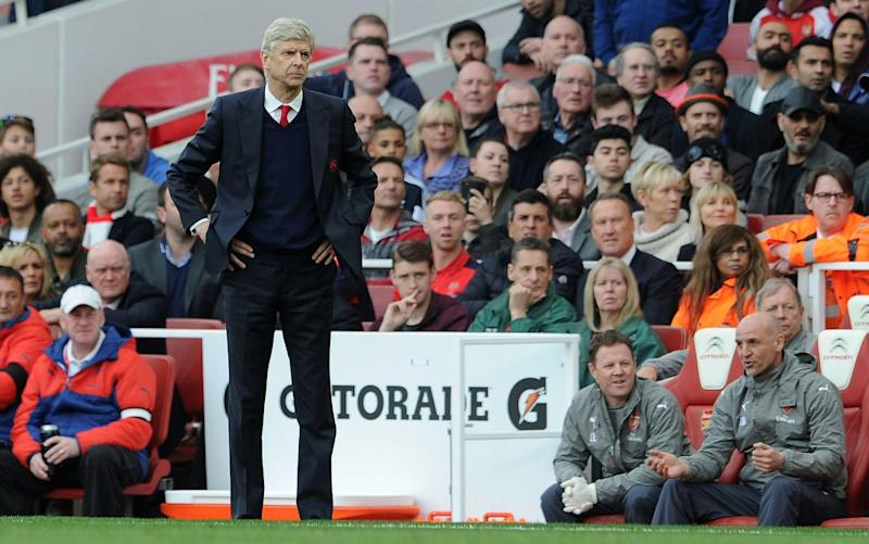 Arsene Wenger was unsure who took the armband from Laurent Koscielny - Arsenal FC