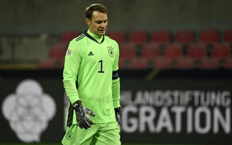 Manuel Neuer has played 94 internationals since making his Germany debut in 2009