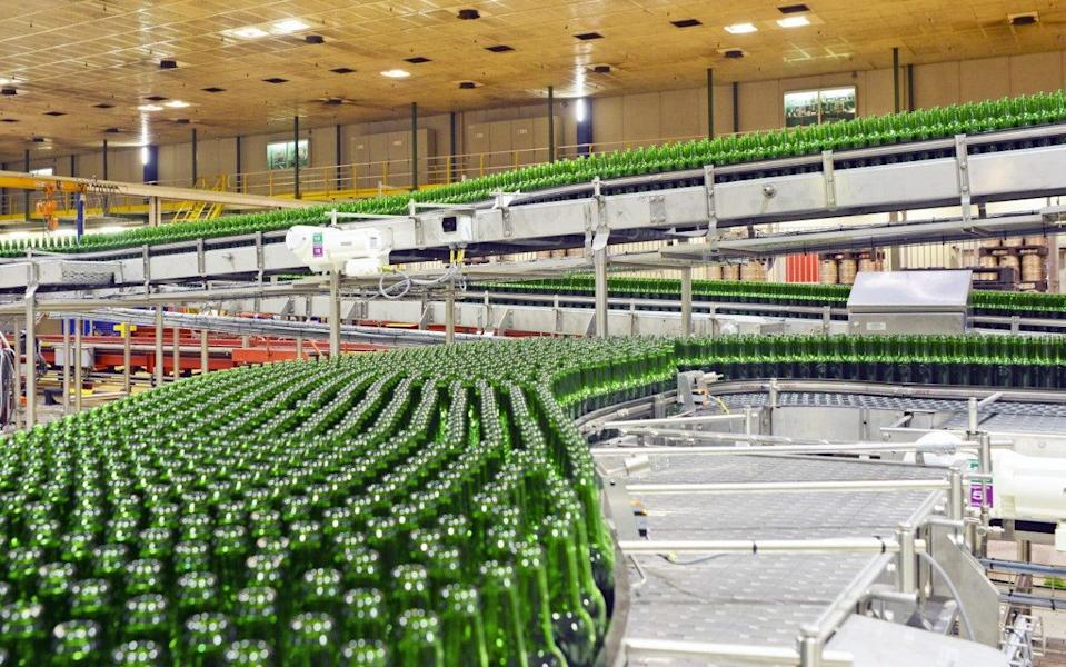This week Heineken reported better-than-expected results for the first quarter, fuelled by growing sales in China and Africa.Heineken