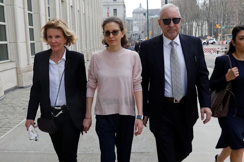 Seagram Heir Clare Bronfman Sentenced to 81 Months in Nxivm Cult Case