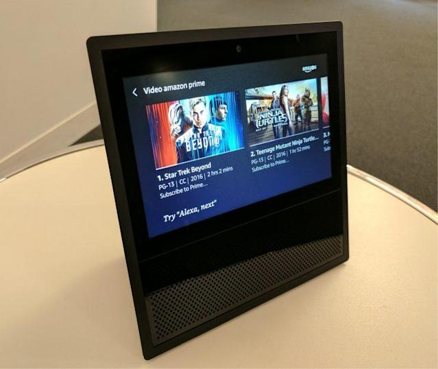 You can watch Prime video on your Echo Show.
