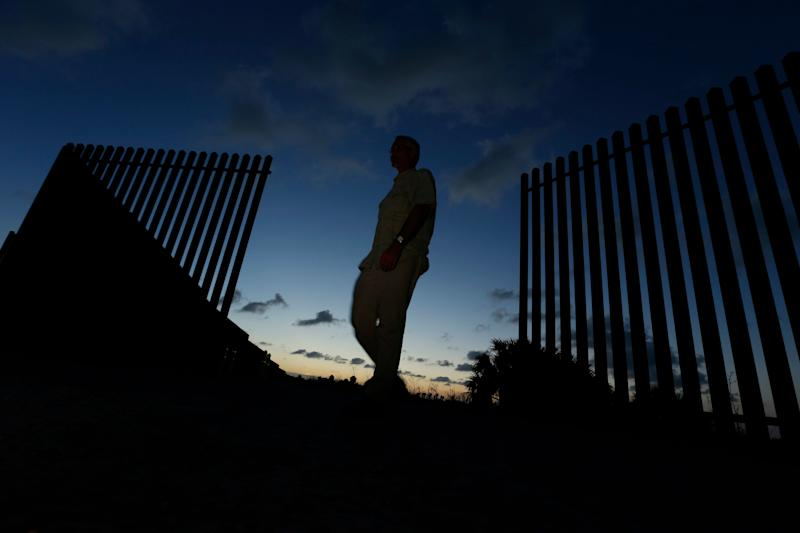 """Depends on how you define """"secure."""" By practically all measurements, the border is at its most secure point in recent history. There's more than <a href=""""http://www.politifact.com/truth-o-meter/statements/2011/may/10/barack-obama/obama-says-border-patrol-has-doubled-number-agents/"""">20,000 Border Patrol agents stationed along the border now</a> -- about double the number since 2004. <a href=""""http://abcnews.go.com/ABC_Univision/Politics/border-funding-needed-immigration-apprehensions/story?id=18465102"""">Apprehensions along the border, one of the most reliable measures of illegal entry</a>, are at their lowest level in 40 years. But <a href=""""http://www.huffingtonpost.com/2013/02/23/what-does-a-secure-border_n_2749419.html?utm_hp_ref=world&ir=World"""">politicians have yet to agree on how to define what """"secure"""" will mean</a> for legal purposes."""