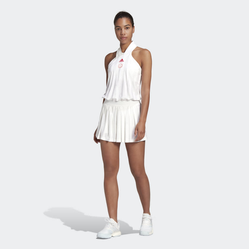All-in-One Tennis Dress. Image via Adidas.