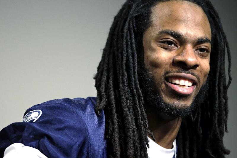 Seattle's Sherman surprised by public reaction