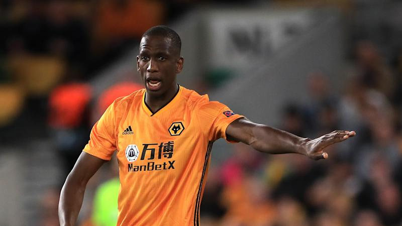 Wolves defender Willy Boly could make return from injury against Liverpool