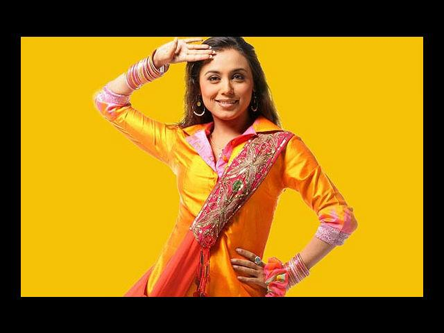 <b>3) Bunty Aur Babli:</b><br>This has to be the easiest pick among the list. We believe it to be Rani's best look till date. Designer cum stylist Aki Narula designed bright coloured collar kurtis and patiyala salwars for Vimi aka Babli. The modern, contemporary version of salwar-kameez were such an instant hit that similar deigns sold like hot cakes in the market post the film's release.