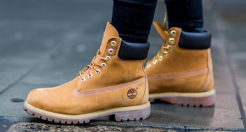 These boots were a godsend on my UK staycation.  (Getty Images)