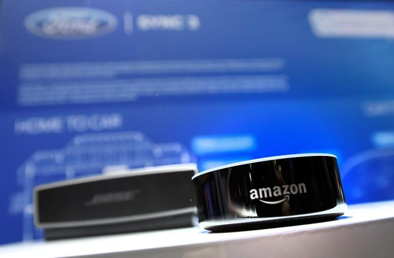 Amazon dominates US market for voice-controlled speakers