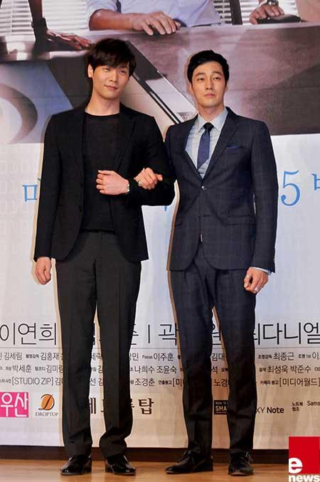 So Ji Sub And Choi Daniel Become Friends For Ghost