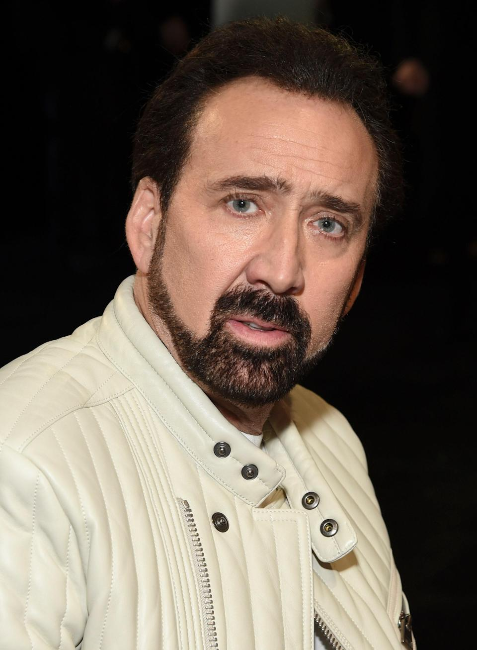Nicolas Cage was born into a Hollywood-famous family, but you wouldn't know it by his last name. That's intentional: The actor, born Nicolas Coppola, dropped his last name in an effort to separate himself from any accusations of nepotism. (His uncle, Francis Ford Coppola, directed all three <em>Godfather</em> movies.) His stage name was inspired by the superhero Luke Cage.