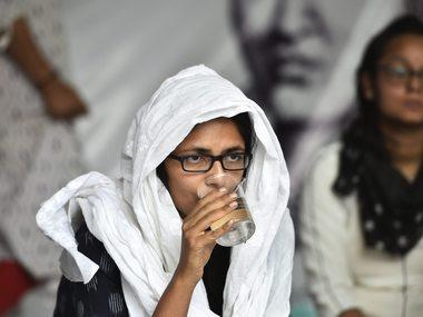 DCW chief Swati Maliwal says she won't end hunger strike till ordinance on death penalty for rapists of children is promulgated