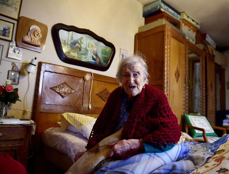 The world's oldest woman has died: AFP