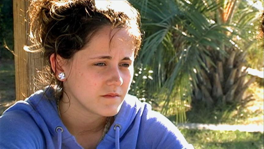 "<b>Jenelle Evans: Now</b><br><br>Evans has had a tumultuous year. In May she got engaged to her boyfriend Gary Head, but just a month later the Marine was arrested for allegedly trying to strangle the 20-year-old ""Teen Mom"" star with a sheet. She received a one-year <a href=""http://www.usmagazine.com/celebrity-news/news/jenelle-evans-gets-one-year-restraining-order-against-ex-gary-head-2012278"">restraining order</a> against him this week. Although the assault and drug charges against him were dismissed, Head may be discharged from the Marines over the whole mess. As for Evans and her 3-year-old son, Jace, they're hoping to find happiness with Delp, who's reportedly back in their lives again."