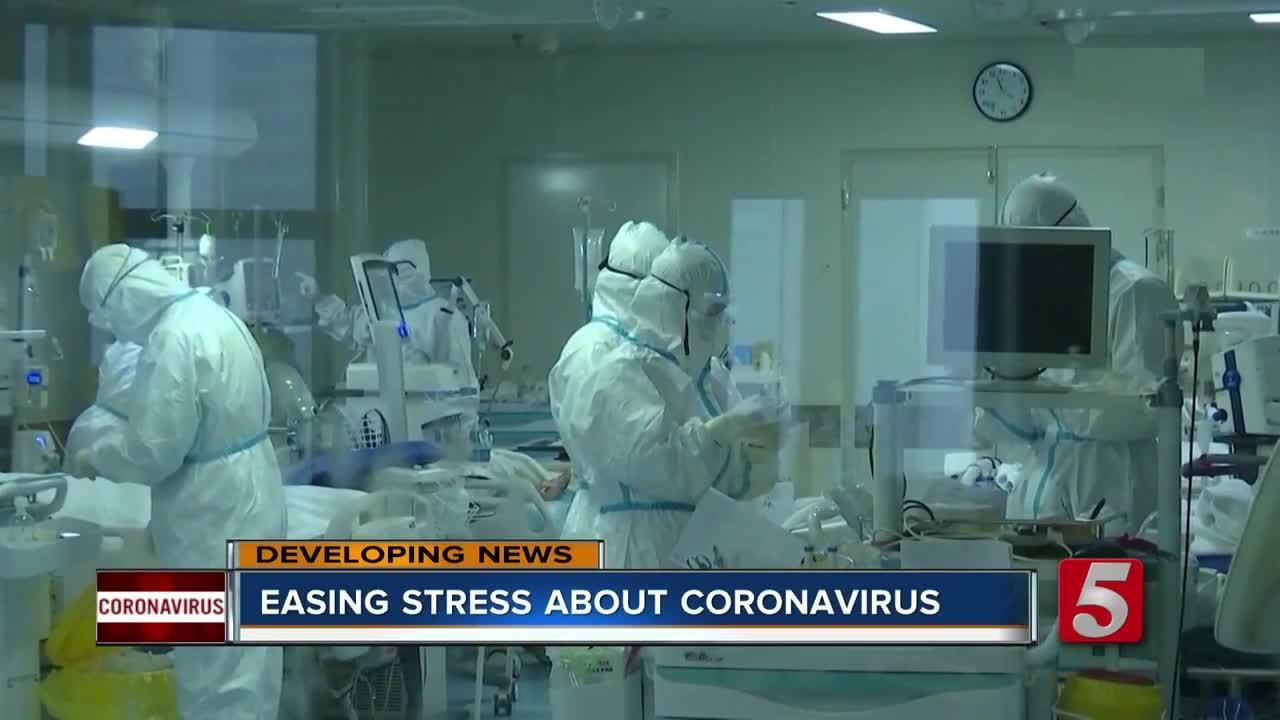 Doctors say COVID-19 stress could affect your mental ...