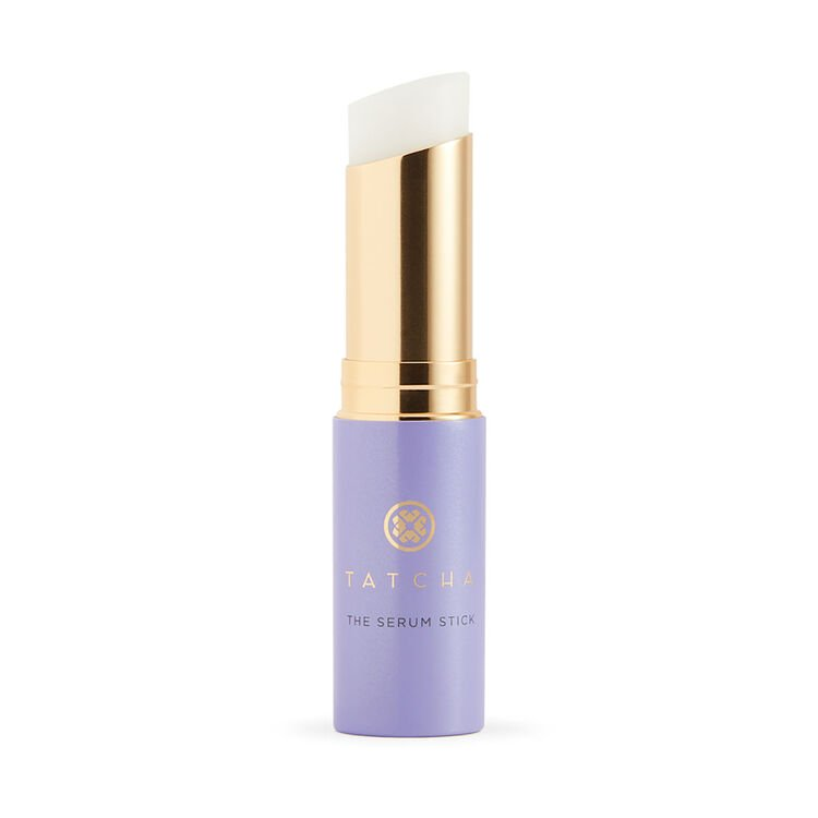 """<h3>The Serum Stick<br></h3><br>It's a serum...in a stick! Featuring an 80% concentration of squalane, getting an instant plumping, hydrating boost at any time of day now takes all of 10 seconds.<br><br><br><br><strong>Tatcha</strong> The Serum Stick, $, available at <a href=""""https://go.skimresources.com/?id=30283X879131&url=https%3A%2F%2Ffave.co%2F3jUlzzC"""" rel=""""nofollow noopener"""" target=""""_blank"""" data-ylk=""""slk:Tatcha"""" class=""""link rapid-noclick-resp"""">Tatcha</a>"""