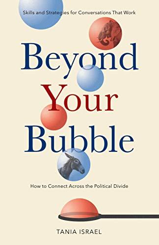 """Beyond Your Bubble,"" by Tania Israel (Amazon / Amazon)"