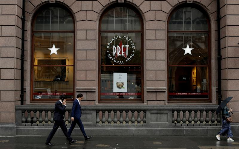 JAB Holding bought Pret a Manger last year - AP