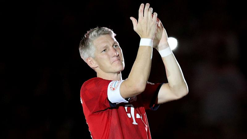 'It is a super team' - Treble well within Bayern Munich's reach says Schweinsteiger