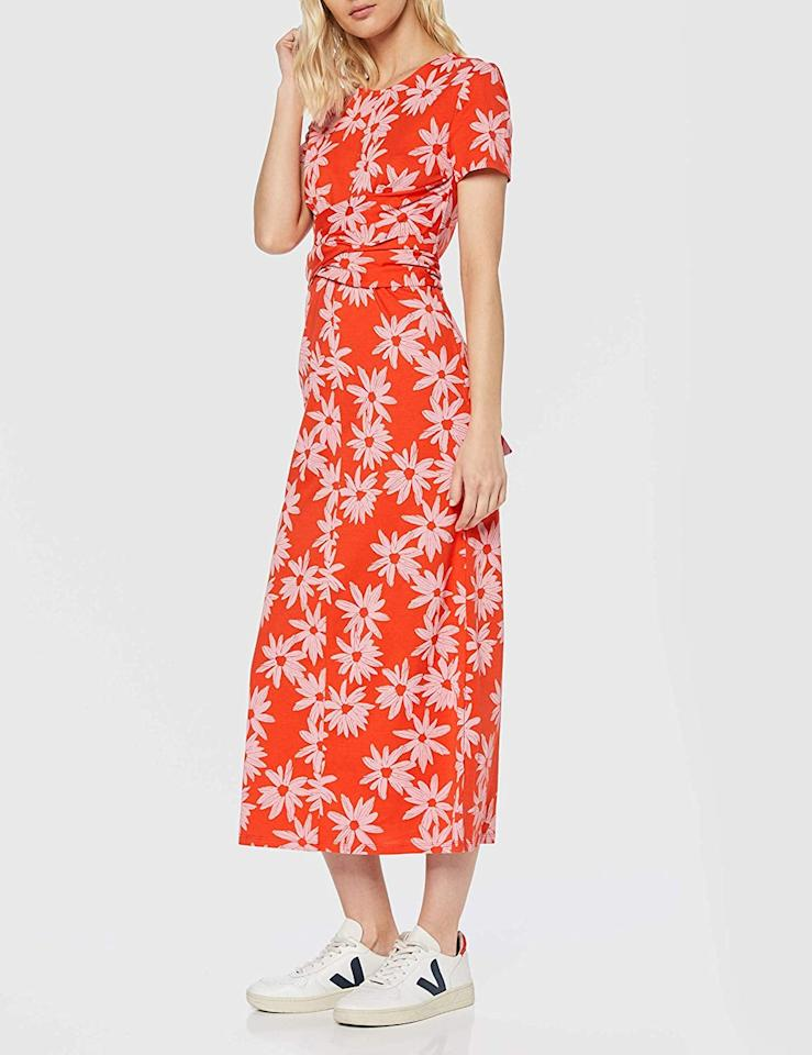 "<p>This <a href=""https://www.popsugar.com/buy/Find-Floral-Dress-553587?p_name=Find.%20Floral%20Dress&retailer=amazon.com&pid=553587&price=33&evar1=fab%3Aus&evar9=47284229&evar98=https%3A%2F%2Fwww.popsugar.com%2Ffashion%2Fphoto-gallery%2F47284229%2Fimage%2F47284245%2FFind-Floral-Dress&list1=shopping%2Cdresses%2Cspring%2Cspring%20fashion%2Cfashion%20shopping&prop13=mobile&pdata=1"" rel=""nofollow"" data-shoppable-link=""1"" target=""_blank"" class=""ga-track"" data-ga-category=""Related"" data-ga-label=""https://www.amazon.com/find-Womens-ART1900036-Red-12-14/dp/B07NF8KQ1R/ref=sr_1_43?dchild=1&amp;qid=1583267223&amp;s=apparel&amp;sr=1-43"" data-ga-action=""In-Line Links"">Find. Floral Dress</a> ($33) is so pretty.</p>"