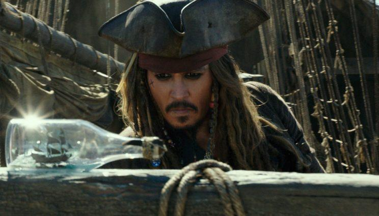Hacked... the new Pirates of the Caribbean movie has become the victim of a ransom hack - Credit: Disney