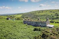 <p>Bids for the property have to be lodged by December 1 and the agents believe it could fetch at least £400,000 – with the same amount again needed to transform the site into somewhere liveable. (All Canaglaze images: Knight Frank) </p>