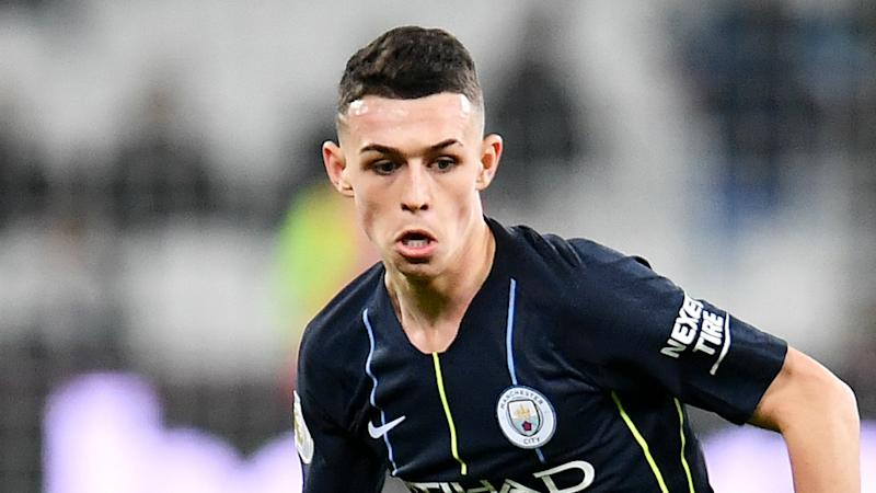 foden ready to replace injured manchester city stars says guardiola