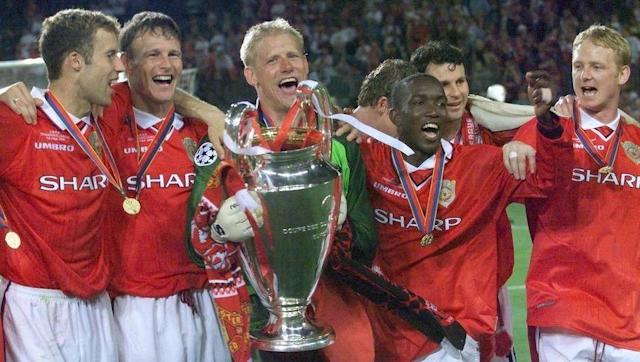 <p>This game needs no introduction, and bought Ferguson his first European Cup to Old Trafford. </p> <br><p>United were 1-0 down in added time and looked to be on the receiving end of a runners up medal, but Teddy Sheringham and Ole Gunnar Solskjaer had other ideas.</p> <br><p>Sheringham equalised in the 91st minute from a corner, and then two minutes later Solskjaer scored from another corner to hand United the European Cup.</p>