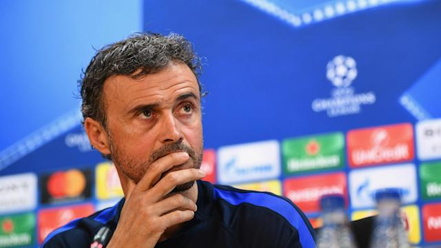 Barcelona coach Luis Enrique remains optimistic about his side's chances of pulling off another comeback and seeing off Juventus.