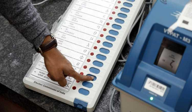 Voting underway for 13 seats in Punjab, lone Chandigarh seat
