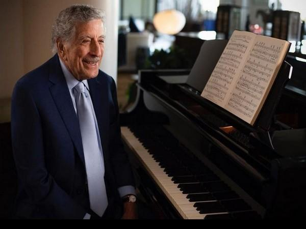 Tony Bennett (Image source: Instagram)