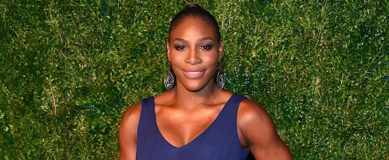 Serena Williams Is Pregnant With Her First Child!