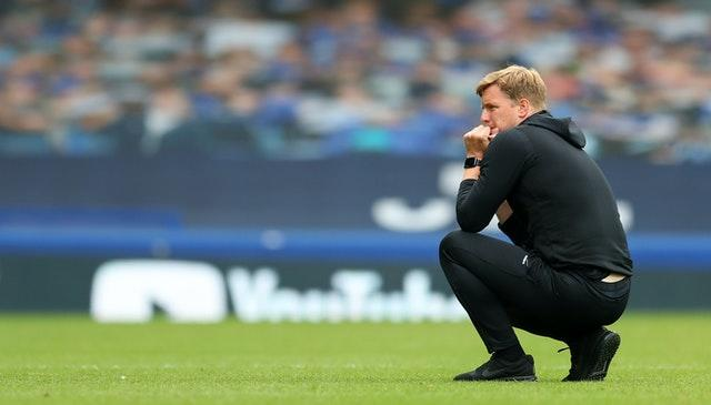 Bournemouth's struggles have taken their toll on Eddie Howe
