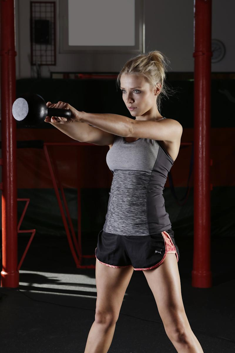 How to lose fat off your legs without gaining muscle