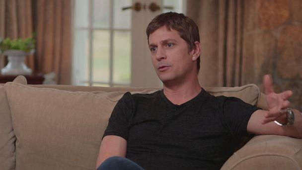 PHOTO: Singer Rob Thomas talks to 'Nightline' about his music and new 'Chip Tooth Smile' tour. (ABC News)