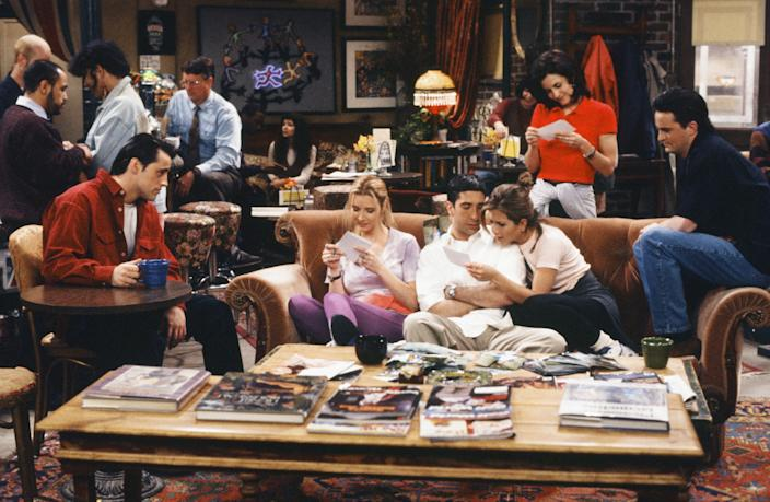 """<h1 class=""""title"""">Friends - Season 1</h1><cite class=""""credit"""">Photo: Alice S. Hall/NBCU Photo Bank/NBCUniversal via Getty Images via Getty Images</cite>"""