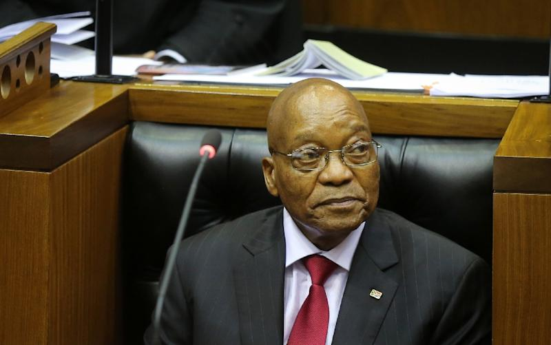 Zuma's sacking of respected finance minister Pravin Gordhan last month fanned years of public anger over government corruption scandals, record unemployment and slowing economic growth