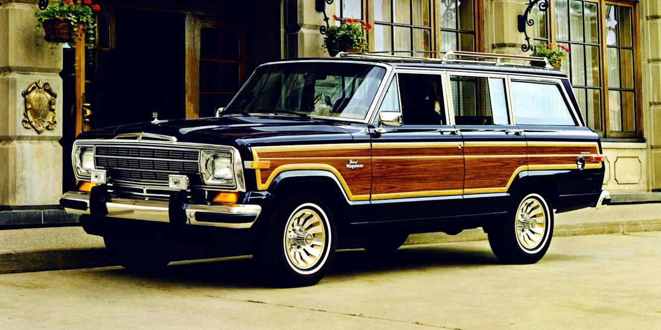 Here S What We Know About The Upcoming 2022 Jeep Grand Wagoneer