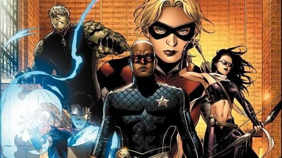 #ComicBytes: History of the Young Avengers, and their MCU debut