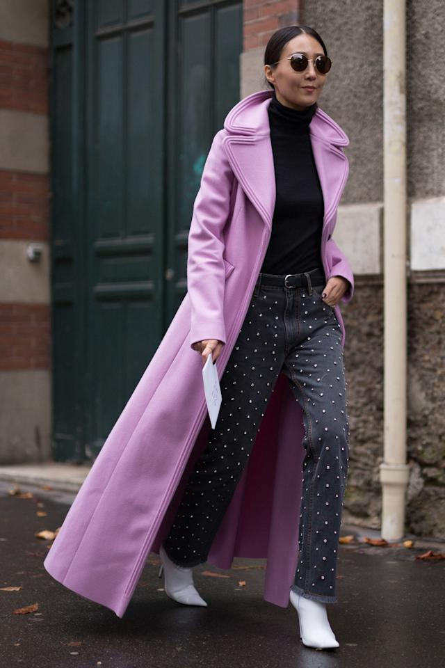 <p>Pastels are big news on the catwalk this season. If you want to get in on the trend now, we'd start with a coat – it will elevate your winter wardrobe no end.</p>