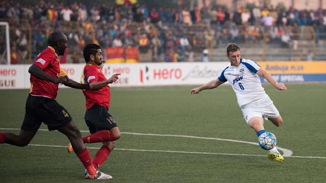 John Johnson's 94th minute goal against AFC Cup opponents Maziya S&RC meant that Bengaluru FC fly back home with full points.