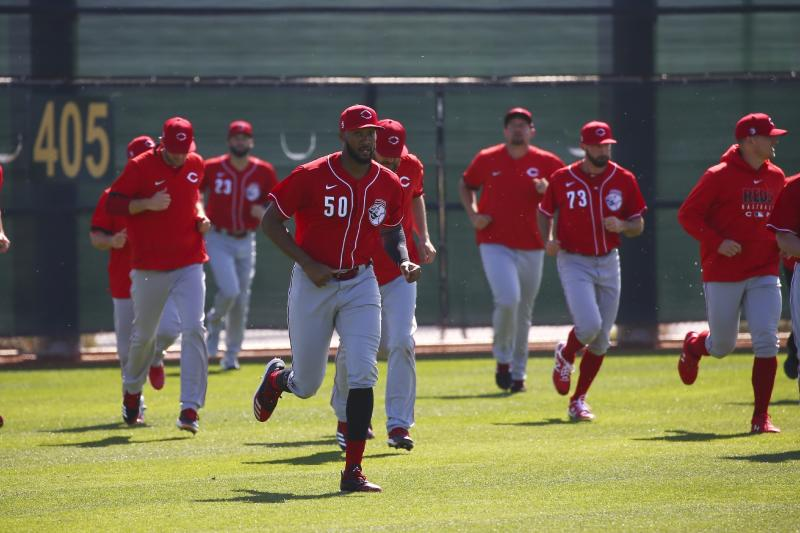Reds' Garrett drops fears, speaks out about racial injustice