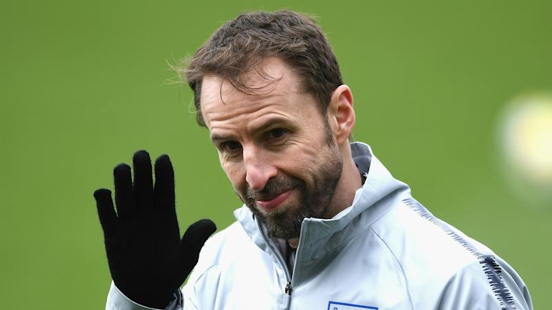 England boss Southgate brushes off Johnson's Putin-Nazi comparisons