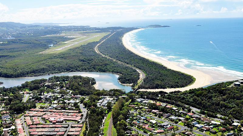 Coffs Harbour has been named Australia's top town. Photo: Getty Images