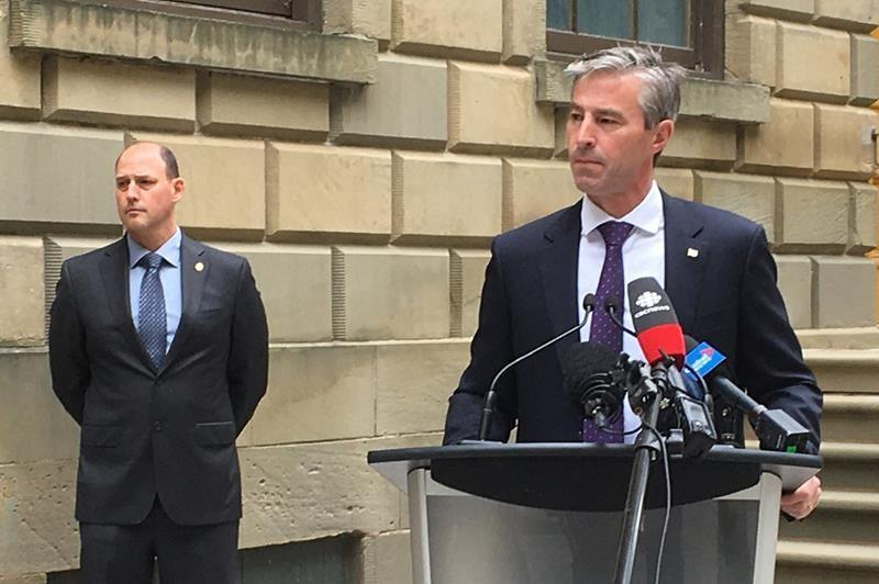 N.S. Tories say justice minister in conflict of interest in mass shooting inquiry