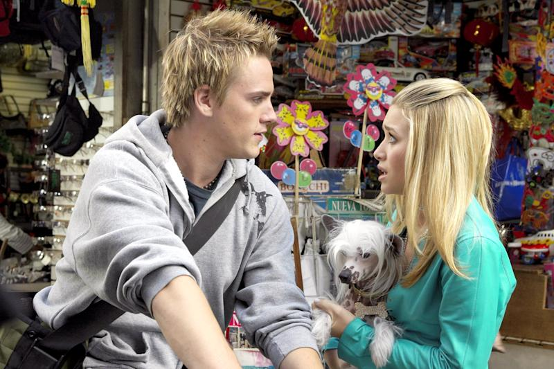 NEW YORK MINUTE, Riley Smith, Ashley Olsen, 2004, (c) Warner Brothers/courtesy Everett Collection